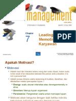 Ch 7 Motivation
