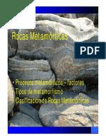 Metamorficas Rocks