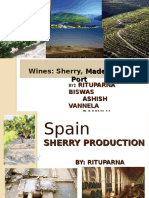 Sherry Port Madeira Wines