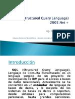 SQL Origenes FRS