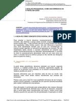 DARCI G RIBEIRO - O Sobreprincípio Da Boa-fé Processual Como Decorrência Do Comportamento Da Parte Em Juízo