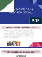 planecacion prevision social
