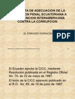 Edmundo Duran ECUADOR