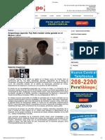 Arqueólogo Japonés Yuji Seki Realizó Visita Guiada en El Museo Larco