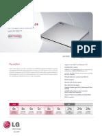 LG Data Storage Spec AP70NS50 121307 PR