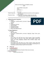 Rencana Pelaksanaan Pembelajaran Pert.5 Kelas Eksperimen