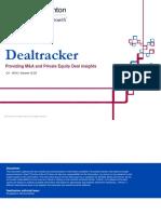 Grant Thornton Dealtracker Q1 2016