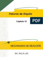 Capítulo 10 halogenuros