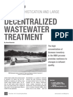 Bringing Sophistication and Large Capacity to Decentralized Wastewater Treatment...by Grant Beamish, newterra