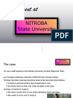 Tugas 03 - Nitroba State University Case
