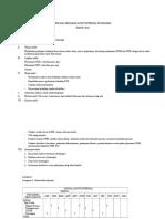 Contoh Rencana Audit Internal Puskesmas Admen