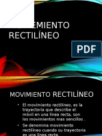 MOVIEMIENTO-RECTILINEO