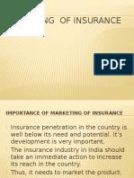 318295185 Marketing of Insurance Final Ppt