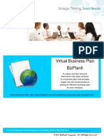 BizPlanIt Virtual Business Plan