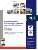 f10 05 Structural Design Calculations Manual Ver 3.2