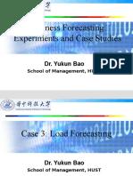 Case3 Load Forecasting