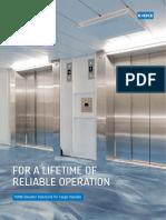 Kone Elevator Solutions for Cargo Vessels