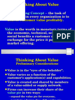 Value Assessment Methods