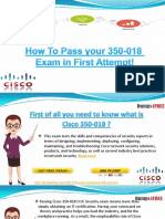 Cisco 350-018 Question Answers Released - Dumps4free