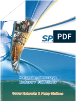 Malaysia Sewerage Industries Guidelines Volume 3