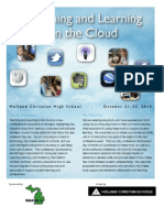 Call for Presenters for Teaching and Learning in the Cloud conference