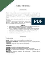 4. ASPECTOS Pruebaspedaggicas 110730191700 Phpapp02