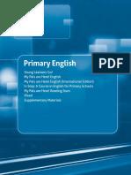 Marshall Primary English
