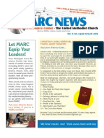MARC News July-August 2010