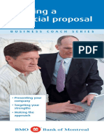 Creating Financial Proposal