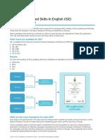 ISE Scoring Information Sheet
