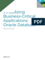 VMware Virtualizing Oracle-Database Wp-En