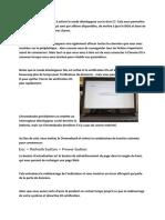 La Première Étape Consiste à Activer Le Mode Développeur Sur Le Acer C7