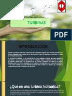 Turbinas Mecanica de Fluidos 2016
