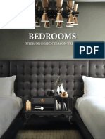Bedrooms - Interior Design Season Trends