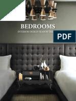 Bedrooms - Interior Design Season Trends