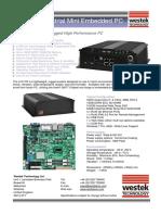 A1417R Embedded PC