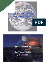 Tema 14 (Parte I)