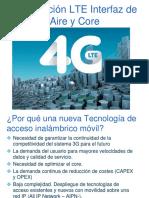 Introducción LTE Interfaz de Aire y Core 5_2015