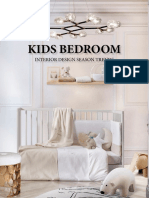 Kids Bedroom - Interior Design Season Trends