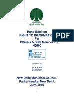 Book Material ForNDMC