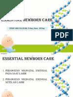 Essensial Newborn Care 1
