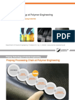 Prepregs at Polymer Engineering