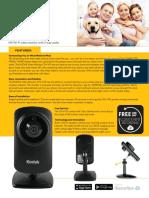 KODAK Video Monitor V10 Datasheet