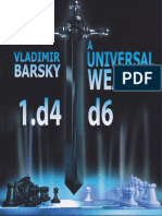 Barsky v. - A Universal Weapon 1. d4 d6 - Chess Stars 2010