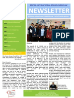 23 Newsletter 17th March 2017