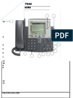 Cisco i Pphone 7942 Training Guide