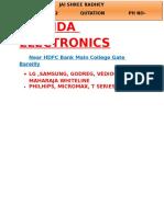 Chanda Electronics