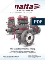 Canalta DBB Product Manual