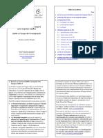 Portfolio européen des langues pour migrants adultes (Guide à l'usage des enseignants)