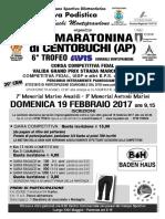 Volantino Centobuchi 2017